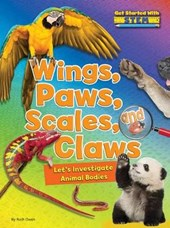 Wings, Paws, Scales, and Claws