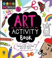 Art Activity Book