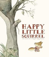 Happy Little Squirrel | Ge Cuilin |