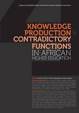Knowledge Production and Contradictory Functions in African Higher Education | auteur onbekend |