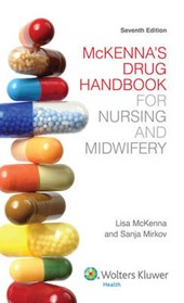 Mckenna's Drug Handbook for Nursing and Midwifery
