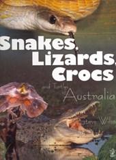 Snakes, Lizards & Crocs & Turtles of Australia