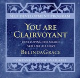 You Are Clairvoyant CD | BelindaGrace |