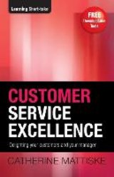 Customer Service Excellence | Catherine Mattiske |