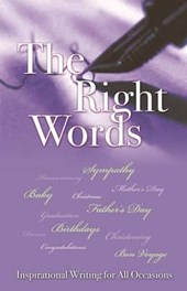 The Right Words (Ed.3)