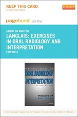 Exercises in Oral Radiology and Interpretation - Pageburst E-Book on Kno (Retail Access Card) | Robert P. Langlais |