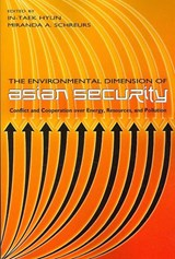 The Environmental Dimension of Asian Security | auteur onbekend |