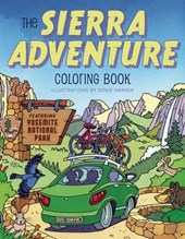 The Sierra Adventure Coloring Book