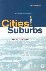 Cities without Suburbs - A Census 2000 Update | Rusk |