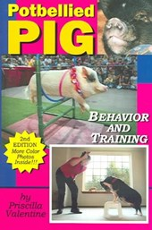 Potbellied Pig Behavior And Training | Priscilla Valentine |