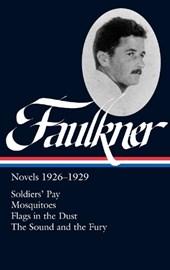 William Faulkner Novels 1926-1929