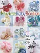 Precious Baby Booties