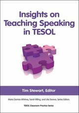 Insights on Teaching Speaking in Tesol |  |