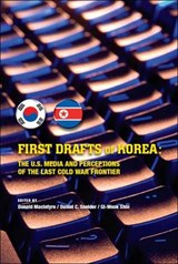 First Drafts of Korea | auteur onbekend |