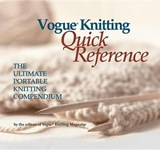 Vogue Knitting Quick Reference | auteur onbekend |