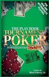 Tournament Poker Strategies for Donkeys