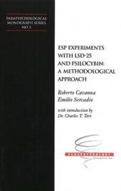 ESP Experiments with LSD-25 and Psilocybin