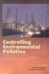 Controlling Environmental Pollution | Vesilind, Aarne ; Distefano, Thomas D. |