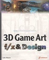 3D Game Art F/X & Design (Book ) [With CDROM] | Luke Ahearn |
