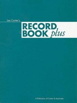 Record Book Plus | Lee Canter |
