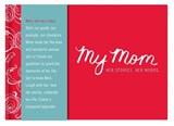 My Mom - Her Story, Her Words |  |