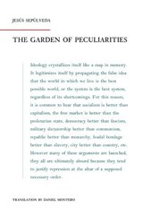The Garden of Peculiarities | Jesus Sepulveda |