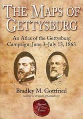 The Maps of Gettysburg | Bradley M. Gottfried |