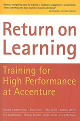 Return on Learning | Donald Vanthournout |