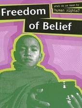 Freedom Of Belief