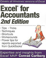 Excel for Accountants | Conrad Carlberg |