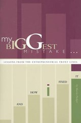My Biggest Mistake and How I Fixed It | Marcia Pledger |