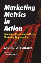Marketing Metrics in Action | Laura Patterson |