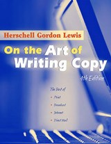 On the Art of Writing Copy | Herschell Gordon Lewis |
