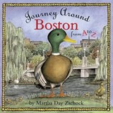 Journey Around Boston from A to Z | Martha Day Zschock |