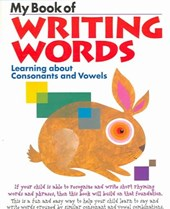 My Book of Writing Words |  |