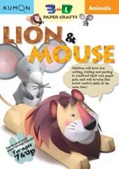 Animals Lion & Mouse