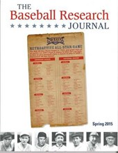Baseball Research Journal (BRJ), Volume 44 #1