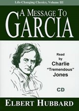 A Message to Garcia | Elbert Hubbard |