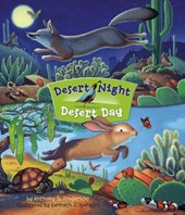 Desert Night Desert Day | Anthony D. Fredericks |