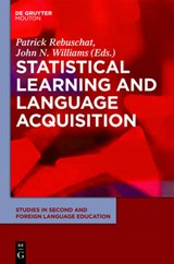 Statistical Learning and Language Acquisition | auteur onbekend |