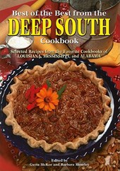 Best of the Best from the Deep South Cookbook |  |