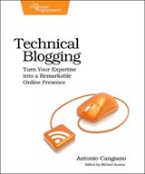 Technical Blogging | Antonio Cangiano |