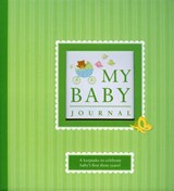 My Baby Journal | Lluch, Elizabeth ; Lluch, Alex |