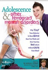 Adolescence & Other Temporary Mental Disorders | Friman, Patrick C., Ph.D. |