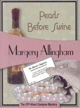 Pearls Before Swine | Margery Allingham |