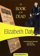The Book of the Dead | Elizabeth Daly |