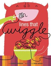 Lines That Wiggle | Candace Whitman & Steve Wilson |