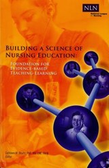 Building a Science of Nursing Education | Cathleen Shultz |
