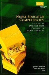 Nurse Educator Competencies | Judith Halstead |