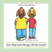 How Maji Gets Mongo Off the Couch!